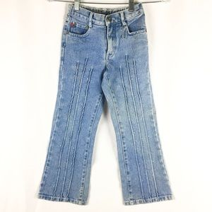 Zana Di Girls Embellished Jeans Size 6X